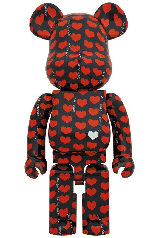 コレクション, フィギュア BERBRICK Black Heart 1000