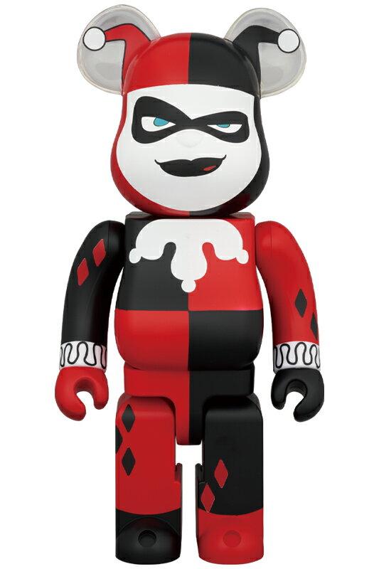 コレクション, フィギュア BERBRICK HARLEY QUINN (BATMAN The Animated Series Ver.) 1000202011