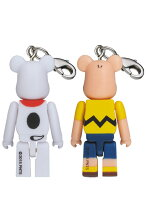 BE@RBRICK50%SNOOPY/CHARLIEBROWN