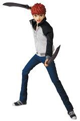 俺が作るのは、無限に、剣を、内包した世界! その名は——— 『Unlimited Blade Works』RAH 衛宮...