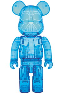 BE@RBRICK DARTH VADER(TM) HOLOGRAPHIC Ver.400%