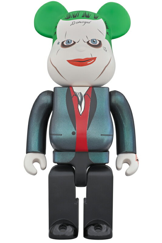 BE@RBRICK THE JOKER 1000%(SUICIDE SQUAD)