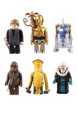 MAY THE FORCE BE WITH YOU(TM)KUBRICK(キューブリック)STAR WARS(TM) DX SERIES 1(オープン...