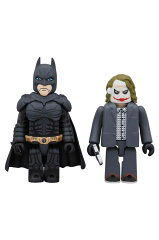 KUBRICK(キューブリック)DC COMICS 75th ANNIVERSARY BATMAN(TM)[THE DARK KNIGHT Ver.] & ...