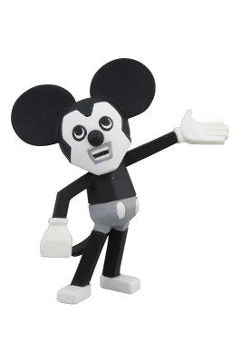 2011年3月発売予定UDF キュービックマウス - ミッキーマウス 白黒版