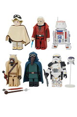 MAY THE FORCE BE WITH YOU(TM)KUBRICK(キューブリック)STAR WARS(TM) DX SERIES 3(オープン...