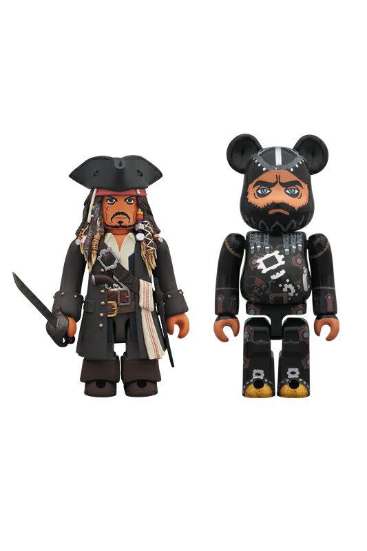 コレクション, コレクタードール KUBRICK Jack Sparrow BERBRICK BlackbeardOn Stranger TidesDisneyzone