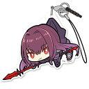 【ネコポス/DM便対応】コスパ Fate/EXTELLA LINK Fate/EXTELLA LINK スカサハ アクリルつままれストラップ
