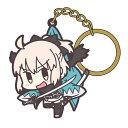 【ネコポス/DM便対応】コスパ Fate/Grand Order Fate/Grand Order セイバー/沖田総司つままれキーホルダー