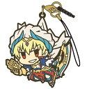 【ネコポス/ゆうパケット対応】コスパ Fate/Grand Order キャスター:ギルガメッシュ つままれストラップ