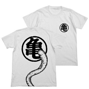 【送料無料対象商品】コスパ ドラゴンボールZ 悟空の尻尾Tシャツ WHITE【ネコポス/DM便対応】