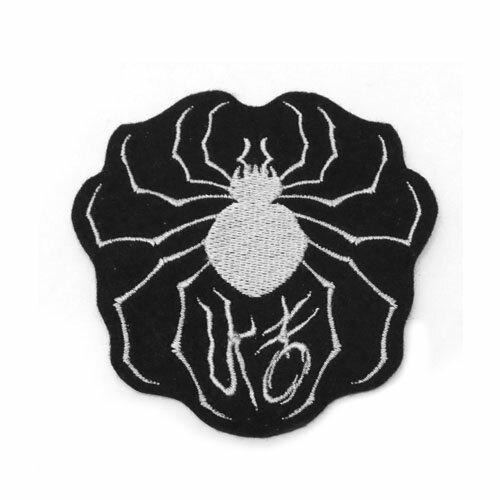 【ネコポス/ゆうパケット対応】コスパ HUNTER×HUNTER 幻影旅団 蜘蛛ワッペン画像