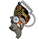 【ネコポス/ゆうパケット対応】コスパ ゴジラ モスラ(成虫)&モスラ(幼虫) 92' つままれキーホルダー