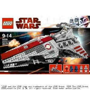 レゴジャパンLEGO レゴ 8039 スターウォーズ リパブリック・アタック・クルーザー