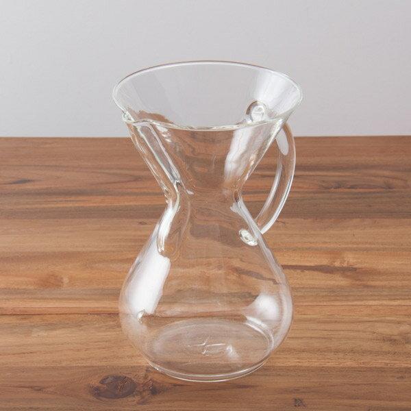 ケメックス ガラスハンドル コーヒーメーカー 6カップ用