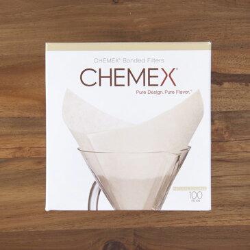 ケメックス 専用コーヒーフィルター 四角タイプ / Chemex