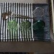 ジョージ・ジェンセン・ダマスク ティータオル 50×80cm ABILD ディープブルー / GEORG JENSEN DAMASK 【2点までネコポス可】