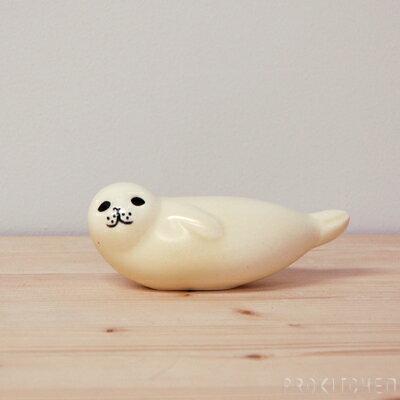 リサ・ラーソン アザラシ 110mm / Lisa Larson Seal