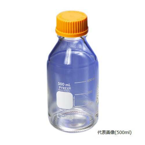 一番人気物 メディウム瓶 PYREX 1395-10L R 透明 オレンジキャップ付き 透明 10000mL 10000mL 1395-10L, A.BOMBER:a93a3d64 --- gbo.stoyalta.ru