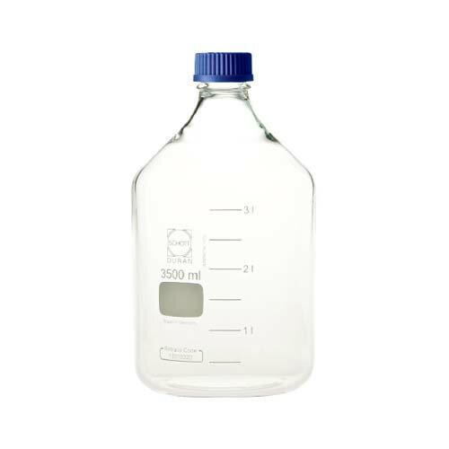 最高の品質の ねじ口瓶丸型白 青キャップ付 (デュラン(R)) デュラン R 青キャップ付 3500mL 3500mL, フィットネスのパレットファイブ:152adc07 --- gbo.stoyalta.ru