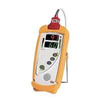 パルスオキシメーター Rad-5v用保護カバー オレンジ