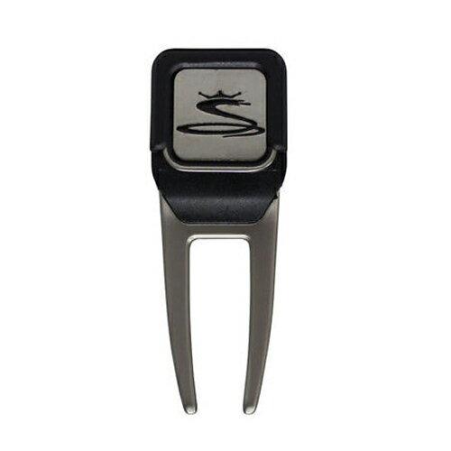 ラウンド用品・小物, マーカー・ハットクリップ Cobra Golf Divot Repair Tool BlackGray