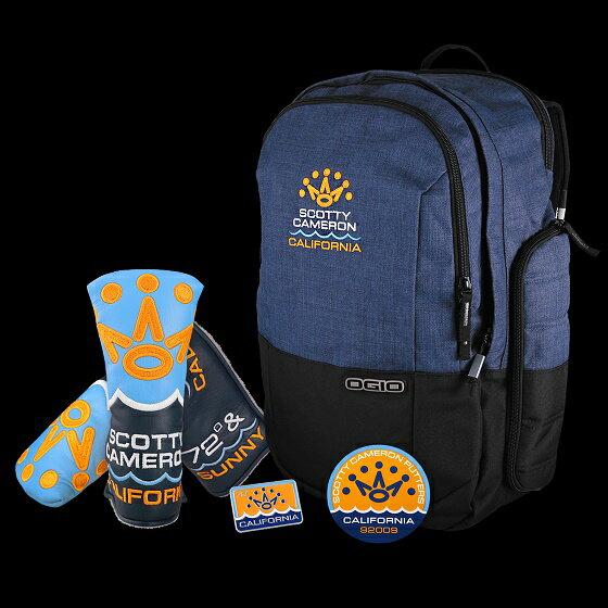 スポーツバッグ, ボストンバッグ・ダッフルバッグ ScottyCameron 2016 Club Cameron Kit 2016
