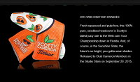 Scotty・Cameron2015Web.comTourOrangesPutterCoverスコッティキャメロン2015ウェブドットコムツアーパターヘッドカバー101024