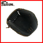 あす楽 送料無料 Falcon・ファルコン 野球グローブ 左利き用 CM-4045(野球 グローブ ジュニア 軟式 キャッチャーミット 左投げ 左きき)