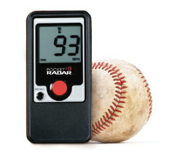 【新商品】【手のひらサイズのスピードガン】球速が簡単に計れる!D&M ポケットレーダー PR1000 (投手 ピッチャー 投球 練習器具 練習機 トレーニング 自主トレ スポーツ用品 スピード測定 コンパクト) 1005_flash 02P03Dec16