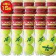 【送料無料】DUNLOP(ダンロップ) St.JAMES(セントジェームス) 4球入15缶(60球) DSTJAMESD4 (ボール テニス用品 スポーツ用品 球 硬式テニス ) 1005_flash 02P03Dec16