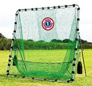 野球ネット バッティングトレーナー・ネット広角 HT-772m×2mの大型サイ...