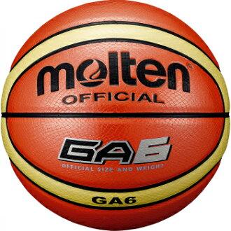 熔融莫滕 6 籃球 GA6 (籃球籃球籃球球體育設備用品) 02P03Sep16