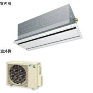 ダイキン業務用エアコンEcoZEASSZRG40BANV天井カセット2方向エコダブルフロー1.5馬力シングル単相200Vワイヤレス