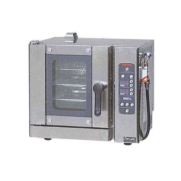 新品 税込 送料込 マルゼン 卓上型 電気式ビックオーブン MCOE-064B (専用架台無):プロマーケット