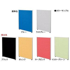 新品税送料込井上金庫ローパーティションZ-1608Cブラック布張りタイプ1600×W800(mm)