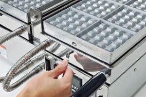 新品税込送料込サンテックMSP-100マルチベーカーPRO専用交換プレート『大判焼き(6個)』