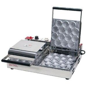 新品税込送料込サンテックプチパンケーキベーカーPK-2(2連式)単相200V仕様