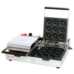 新品税込送料込サンテックプチ・ベイクド・ドーナツベーカーPCA-2(2連式)単相100V仕様