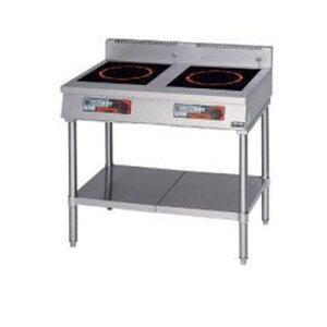 新品税/送料込マルゼン電磁調理器IHクリーンテーブル標準プレート(単機能シリーズ・親子タイプ)MIT-32HC