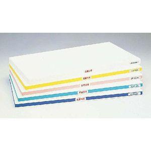 新品税・送料込業務用抗菌ポリエチレン・かるがるまな板ホワイトHDK40-15045