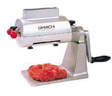 (株)大道産業 ミートテンダー OMT-A 手動式 食肉の筋切り、味付け前処理