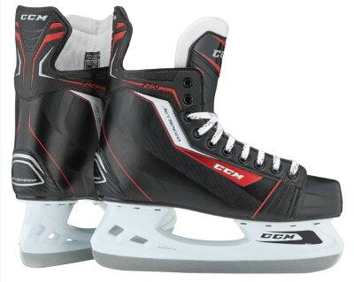 CCM(シーシーエム)JETSPEED250YTH(ジェットスピード250ユース)アイスホッケースケート靴(UP_SK)