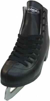 【初回研磨無料】ZAIRAS(ザイラス)フィギュアスケート靴クリスタル2CRYSTALFIGURESKATESF-120(F-130)メンズブラック(黒)(UP_SK)