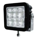 LEDヘッドライト(作業灯)S/W付12-24Vマルチ電源 30W