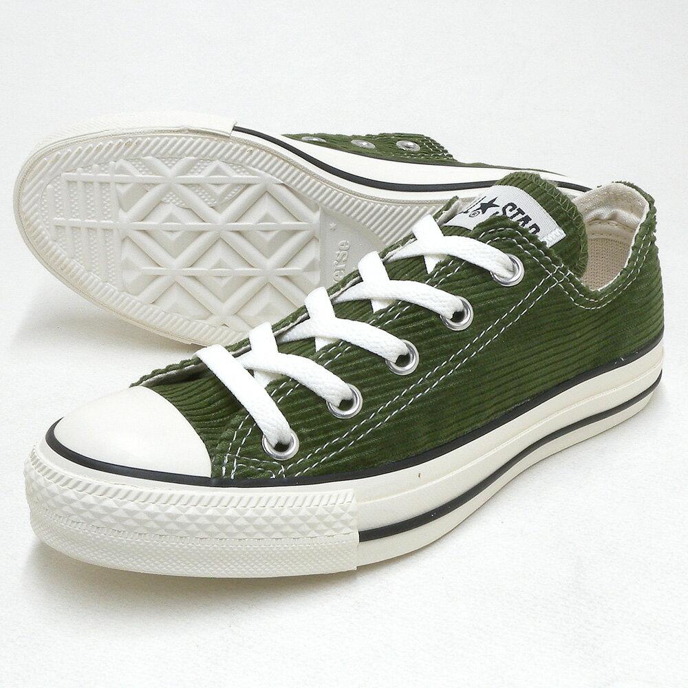 レディース靴, スニーカー  ALL STAR WASHEDCORDUROY OX