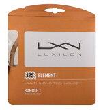 LUXIRON ルキシロン ELEMENT 125 テニスガットエレメント125  WRZ990105