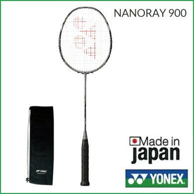 YONEX(ヨネックス)バドミントンラケットナノレイ900NANORAY900(NR900)25%OFFfs04gm
