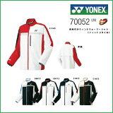YONEXヨネックスユニ裏地付きウィンドウォーマーシャツ(フィットスタイル)70050テニスバドミントンウィンドブレーカー男女兼用