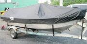 Ksオリジナルボートカバーブラック一体型12ft用【メール便不可】